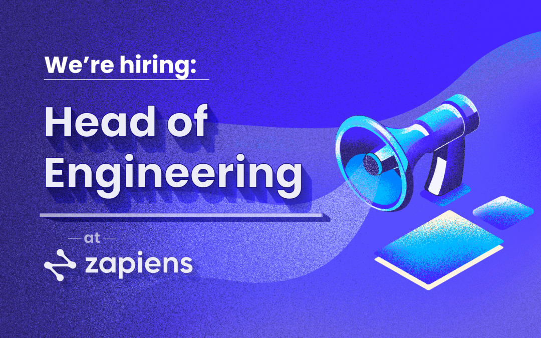 We're looking for Head of Engineering are you the one?
