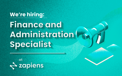 We are looking for a Finance and Administration Specialist, is that you?